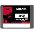 Kingston 60GB SSDNow V300 SATA 3 2.5 (7mm height) Alone (Retail)