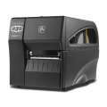 Zebra DT Printer ZT220; 203 dpi, Euro and UK cord, Serial, USB, Int 10/100