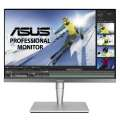 "Монитор ASUS 24"" PA24AC IPS LED, 1920x1200, 5ms, 400cd/m2, 178°/178°, 100Mln:1, 2*HDMI, DP, USB-Hub, колонки, HDR400, 60Hz, Tilt, Swivel, Pivot, HAS, VESA, Gray, 90LM04B0-B01370"