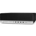 HP EliteDesk 800 G5 SFF Core i7-9700 3.0GHz,16Gb DDR4-2666(1),512Gb SSD,DVDRW,USB Kbd+USB Mouse,DisplayPort,3/3/3yw,Win10Pro
